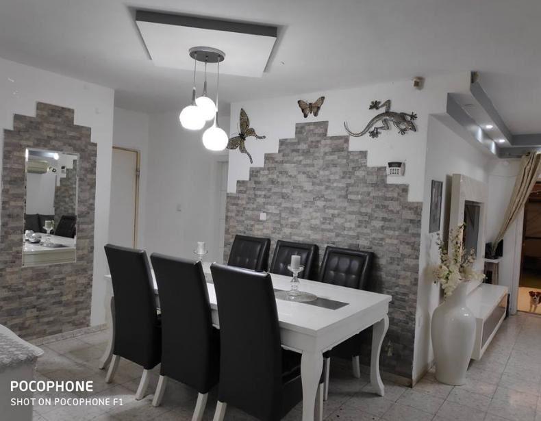 תמונה של דירת גן 3 חדרים בשכונת ו' החדשה