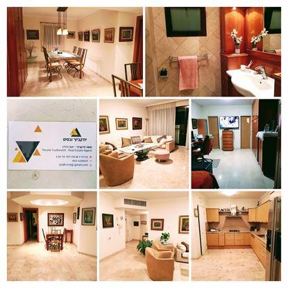 """תמונה של למכירה בבלעדיות באזורי חן דירה בקומה גבוהה בנוי 165 מ""""ר"""