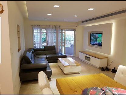 תמונה של למכירה דירת גן -5 חדרים - ברח' מנחם בגין בנווה גנים קרית מוצקין