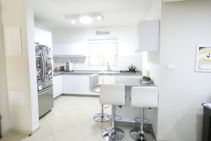 תמונה של למכירה דירת 5 חדרים בשכונת רמות ברחוב רחבעם זאבי