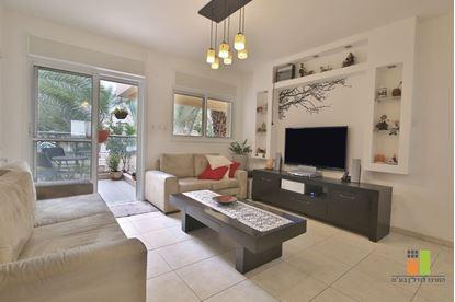 תמונה של למכירה - דירת 4 חדרים ברח' חיננית - גבעת הרקפות קרית ביאליק