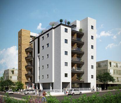"""תמונה של למכירה דירת 4 חדרים חדשה בפרויקט תמ""""א בפיארברג 1"""