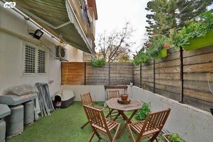 תמונה של למכירה דירת 3 חדרים גן ברחוב הצופית 5