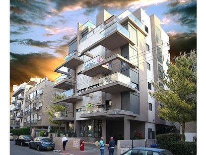 תמונה של למכירה בשכונת הגפן דירת 4 חדרים ברחוב תלפיות ברמת גן