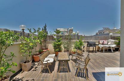 תמונה של למכירה דירת גג 5 חדרים ברחוב צפת 14